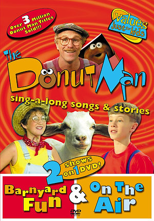 Donut Man - Barnyard Fun & On The Air: DVD