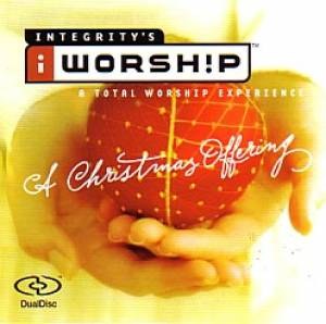 iWorship - A Christmas Offering DualDisc