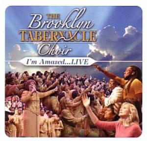 I'm Amazed Live CD