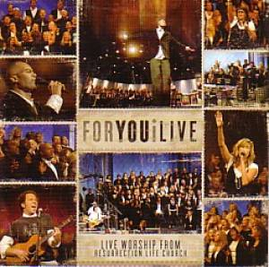 For You I Live CD