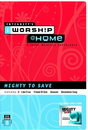 iWorship @Home vol. 8 - Mighty To Save DVD