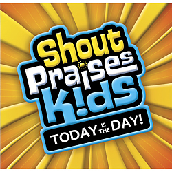 Shout Praises Kids: Today Is The Day Worship Resource MPEG DVD