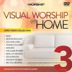 Visual Worship @home Vol. 3 Dvd-rom
