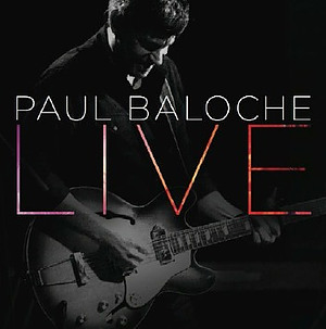 Paul Baloche Live CD