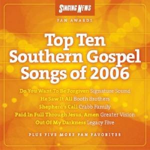 Top Ten Southern Gospel Cd