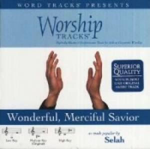 Wonderful Merciful Savior - Backing Tracks