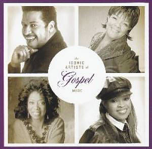 Iconic Artists Of Gospel Music, The