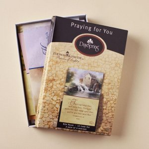 Thomas Kinkade - Praying for You - 12 Boxed Cards