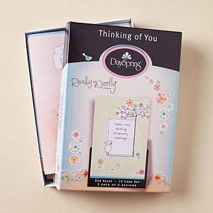 Really Woolly - Thinking of You - 12 Boxed Cards