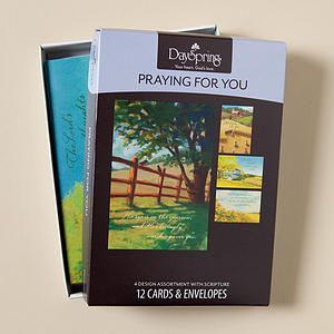 Praying For You - Meadows - 12 Boxed Cards