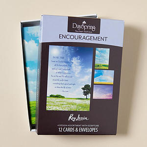 Roy Lessin - Encouragement - 12 Boxed Cards
