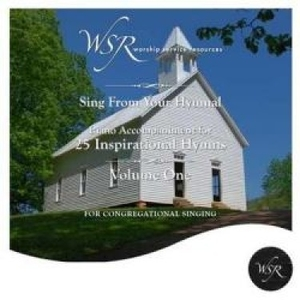 25 INSPIRATIONAL HYMNS VL 1 CD