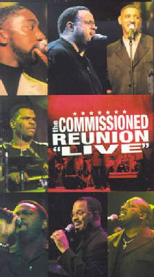 Commissioned Reunion Live DVD