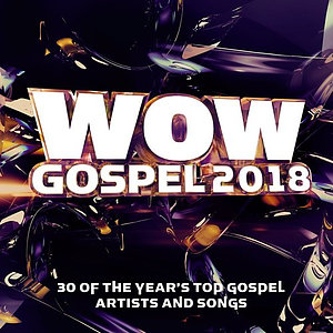 Wow Gospel 2018 CD
