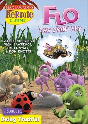 Flo The Lyin' Fly DVD