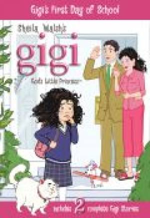 Gigi, God's little Princess #4: Gigi's First Day Of School DVD