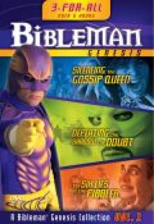 Bibleman Genesis Series: Bibleman 3 For All - Volume 1 DVD