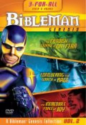 Bibleman Genesis Series: Bibleman 3 For All - Volume 2 DVD