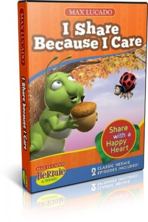Hermie I Share Because I Care DVD