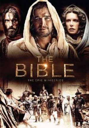 The Bible: Epic Mini Series DVD Region 1
