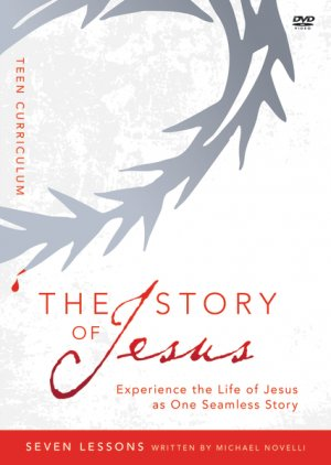 The Story of Jesus for Teen Curriculum DVD