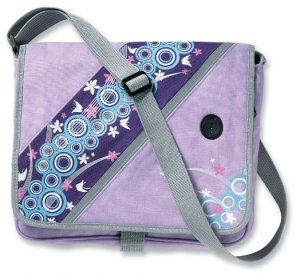 Freestyle Messenger Bag: Primo Purple