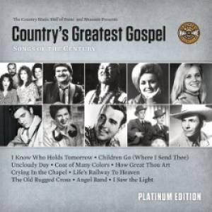Countrys Greatest Gospel Platinum Edition CD