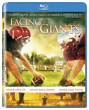 Facing The Giants Blu-Ray DVD