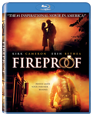Fireproof Blu-Ray DVD