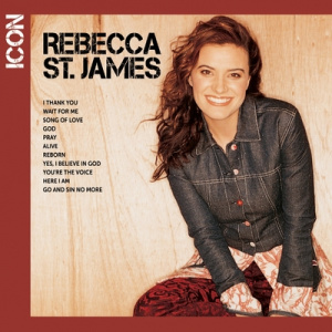 Icon - Rebecca St James CD