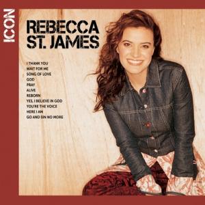Icon - Rebecca St James CD