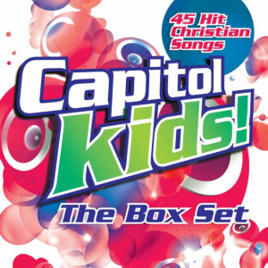 Capitol Kids ! The Box Set 3 CD