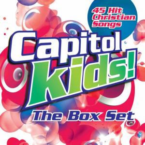 Capitol Kids ! The Box Set 3 CD