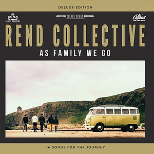 As Family We Go Deluxe CD