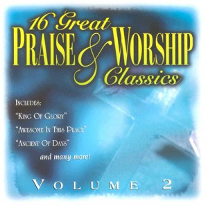 16 GREAT PRAISE & WORSHIP CD