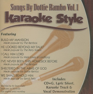 Songs By Dottie Rambo 1