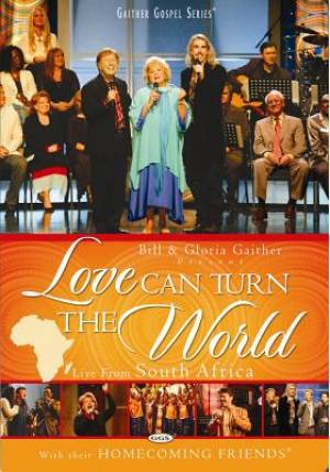 Love Can Turn The World DVD