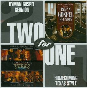 Ryman Gospel Reunion Homecoming Texas Style : 2 Disc Set
