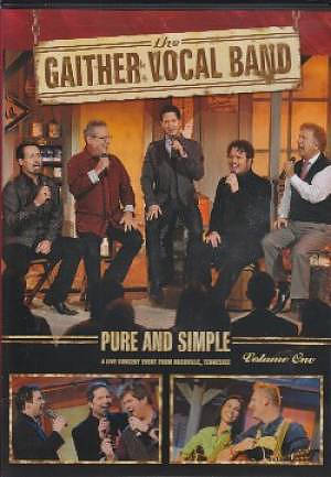Pure and Simple Volume 1 DVD
