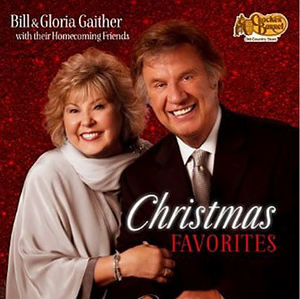 Bill and Gloria Gaither's Christmas Favourites CD