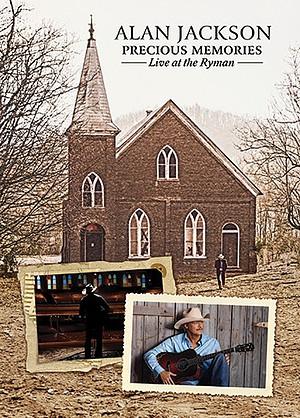 Precious Memories - Live At The Ryman DVD