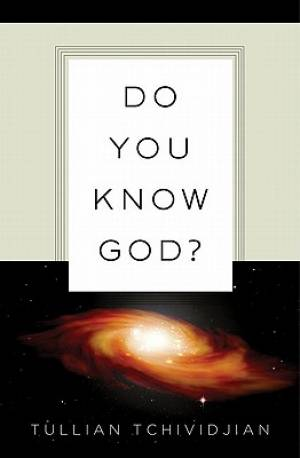 Tract Do You Know God
