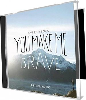 You Make Me Brave Live CD/DVD