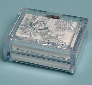 Promise Box Rose God's Gift