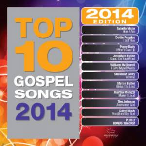 Top 10 Gospel Songs 2014