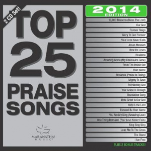 Top 25 Praise Songs Of 2014