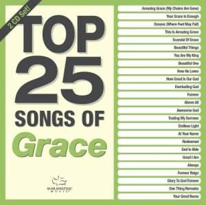 Top 25 Songs of Grace 2CD