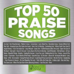 Top 50 Praise Songs 3CD Boxset