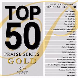 Top 50 Praise Series Gold