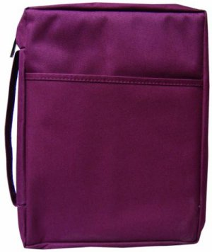 Bible Case Small in Burgundy